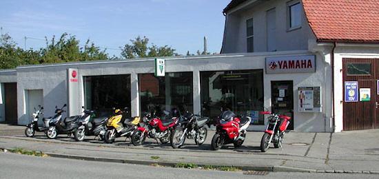 Motorrad Bogner in Prügen bei Landsberg