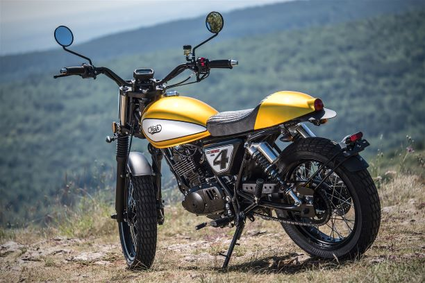 Modellübersicht - Motorräder, Roller und Gebrauchte